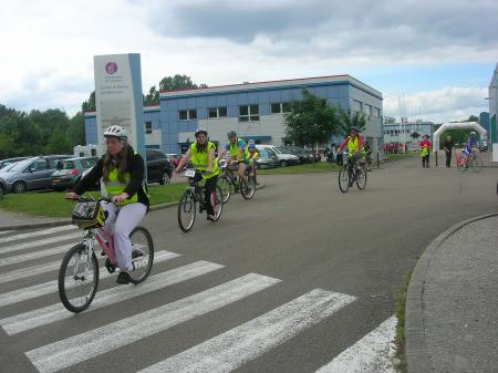 rallye cycliste